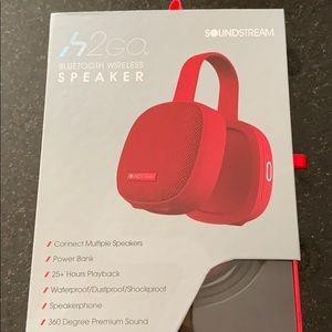 Soundstream bluetooth wireless speaker